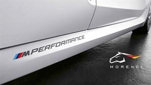 Наклейки на пороги M Performance для BMW M8 F91/92