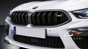 Карбоновая решетка радиатора M Performance для BMW M8 F91/92