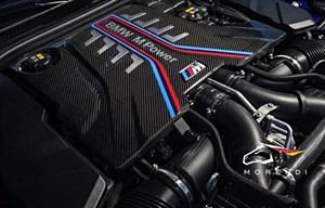 Карбоновая крышка двигателя M Performance для BMW M5 F90 и BMW M8 F91/92.