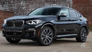 BMW X4 G02 X4 M40d (326 л.с.)
