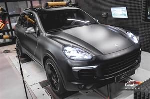 Porsche Cayenne GTS 4.0T (460 л.с.)