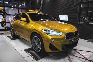 BMW X2 s20i / x20i (192 л.с.)