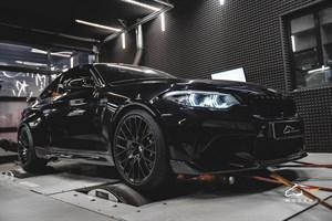 BMW M2 F87 M2 Competition (410 л.с.) с с двигателем S55