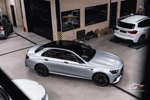 Mercedes E 63 AMG - 4.0 (571 л.с.) кузов W213 двигатель M177 V8 BiTurbo