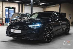 Audi A7 45 TFSI (2.0T) (245 л.с.)