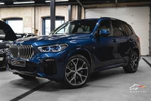 BMW X5 G05 xDrive40d (340 л.с.)