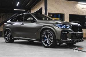 BMW X6 G06 xDrive 40i (340 л.с.) двигатель B58