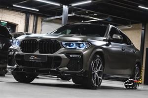 BMW X6 G06 xDrive 30d (286 л.с.)