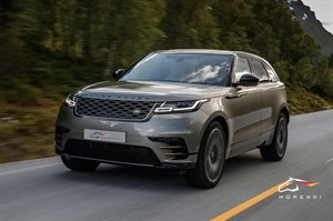Land Rover Velar SVR 5.0 V8 Supercharged (550 л.с.)