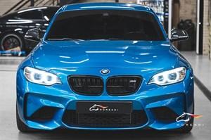 BMW M2 F87 M2 CS (450 л.с.) с двигателем S55