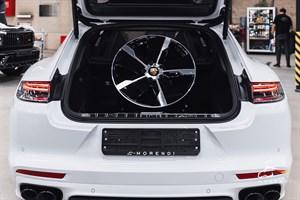 Комплект дисков для Porsche Panamera GTS 2021