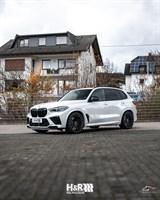 H&R Комплект регулируемых пружин VTF (Verstellbar Tieferlegungs Federn) для BMW F95 X5M / F96 X6M