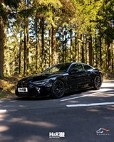 H&R Комплект пружин Sport Springs для BMW G82 M4 (RWD)