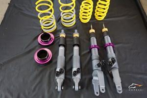KW Комплект подвески в сборе DDC - Plug & Play для Mercedes-Benz W463A