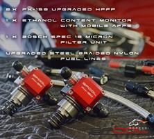 SPOOL PERFORMANCE Насосы высокого давления FX-150 для Mercedes-AMG C63 / E63 (M177)