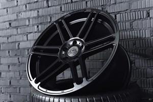 MANHART PERFORMANCE Литой колесный диск Single Concave 20x9.0J ET35 5x112 (Silk Matte Black)