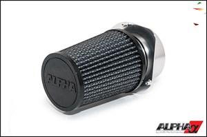 Впускная система Alpha Mercedes-Benz A45 CLA45 GLA45 AMG Performance Air Filter & CNC Aluminum Adapter