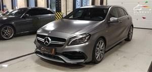 Mercedes A45 AMG (381 л.с.) W176 двигатель M133