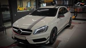 Mercedes A45 AMG (360 л.с.) W176