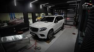 Mercedes GLS 63 AMG (585 л.с.)