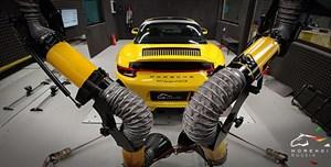 Porsche 911 - 991.2 3.8 Turbo (540 л.с.)