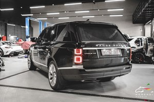 Land Rover Range Rover (Voque) 5.0 V8 Supercharged (525 л.с.)