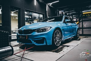 BMW Series 3 F3x LCI M3 Competition (450 л.с.)