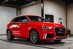 Audi RSQ3 2.5 TFSI 'Performance' (367 л.с.)