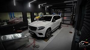 Mercedes GLS 500 (456 л.с.)