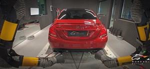 Mercedes C63 AMG 4.0 (476 л.с.) W205 двигатель M177 V8 Biturbo