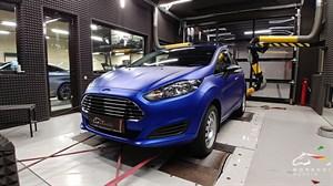 Ford Fiesta Mk7 1.0T Ecoboost (100 л.с.)