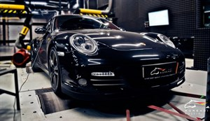 Porsche 911 - 997 3.8 DFI Turbo (500 л.с.)