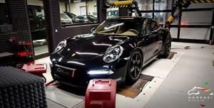 Porsche 911 -991 3.8 DFI Turbo S  (560 л.с.)
