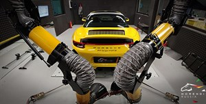 Porsche 911 - 991.2 3.8 Turbo S Exclusive (607 л.с.)