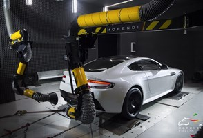 Aston Martin Vantage 4.3 V8 (384 л.с.)