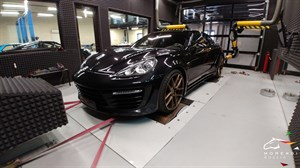 Porsche Panamera - 970 4.8 DFI Turbo (500 л.с.)