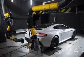 Aston Martin Vantage 6.0 V12 S (573 л.с.)