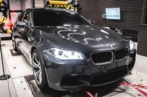 """BMW M5 F1x F10 """"30 Jahre Edition"""" (600 л.с.)"""