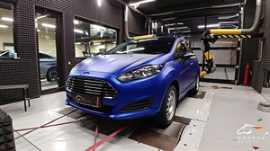 Ford Fiesta Mk6 1.4 TDCI (70 л.с.)