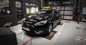 Ford Focus 2.0 TDCi ST (185 л.с.)