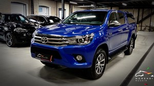 Toyota Hilux 2.4D (150 л.с.) (150 л.с.)