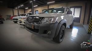 Toyota Hilux 2.5 D4D (100 л.с.) (100 л.с.)