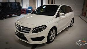 Mercedes B200 CDI (2100см³) (136 л.с.) W246