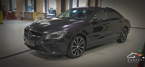Mercedes CLA 200 D 4Matic (136 л.с.) C117