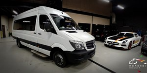 Mercedes Sprinter 219/319/419/519 CDI Bluetec (190 л.с.) W906