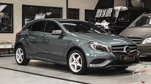 Mercedes A220 CDI (163 л.с.) W176