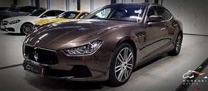 Maserati Ghibli 3.0 V6 S Bi-Turbo (410 л.с.)