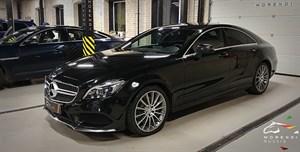 Mercedes CLS 350 CDI BlueTec (258 л.с.) W218