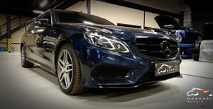 Mercedes E 350 CDI BlueTec (258 л.с.) W212