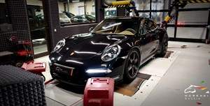 Porsche 911 -991 4.0 DFI GT3 RS (500 л.с.)